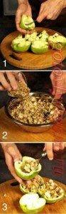 готовим яблочную начинку