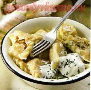 начинка для вареников с грибами и капустой