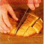 как правильно приготовить бисквит