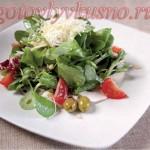 Салат овощной из стебля сельдерея поможет похудеть