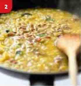 приготавливаем начинку для кабачков