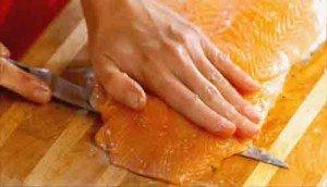 приготовление семги