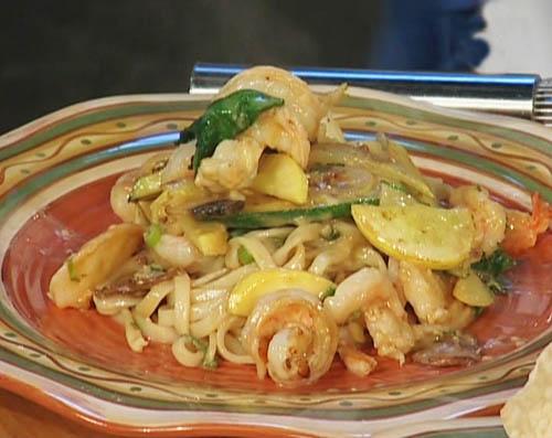 spagetti-s-krevetkami