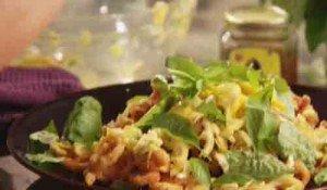 Кольца кальмара во фритюре - финальное фото готового блюда