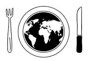 еда со всего мира