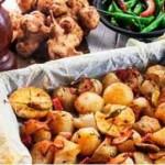 Топинамбур — польза в кулинарии, история выращивания, рецепты