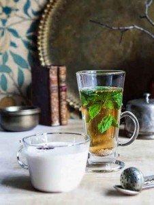 восточный напиток Хаджи Насреддина и туниский чай с кедровыми орешками