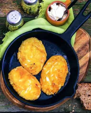 видео рецепт капустные котлеты от юлии высоцкой