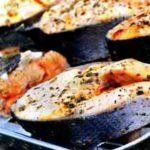 способ приготовления рыбы путем запекания